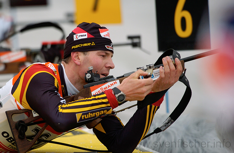 fischer sven biathlon